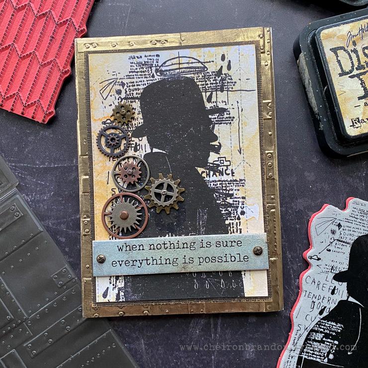 Cheiron SSS steampunk_