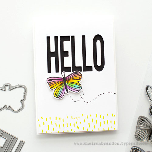 Cheiron flora fauna butterfly hello_