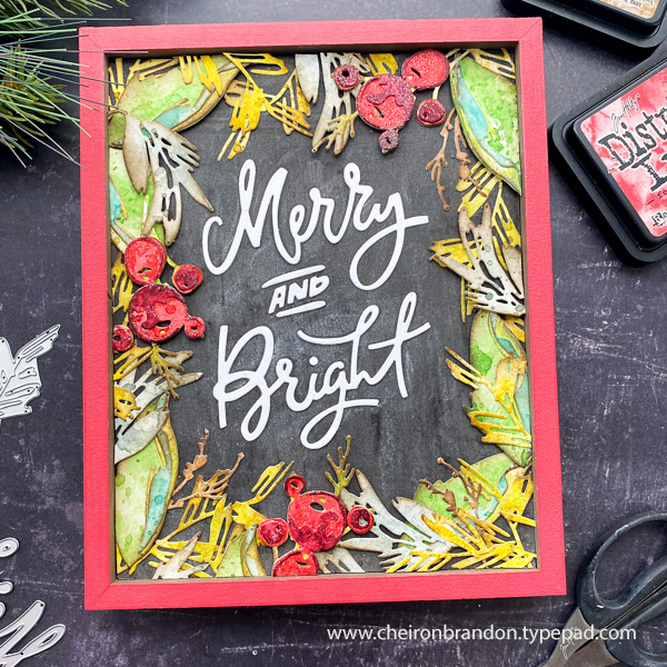 Cheiron merry and bright tutorial 9