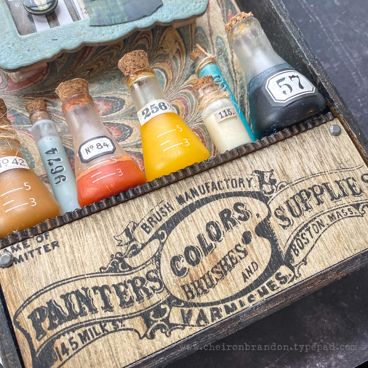 Cheiron painters box 3