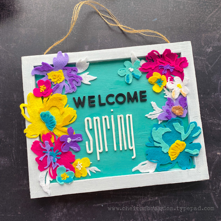 Cheiron welcome spring 1