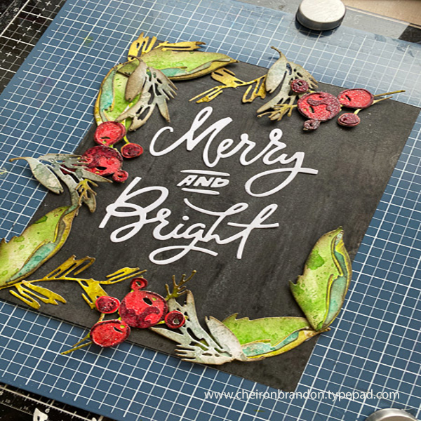 Cheiron merry and bright tutorial 4