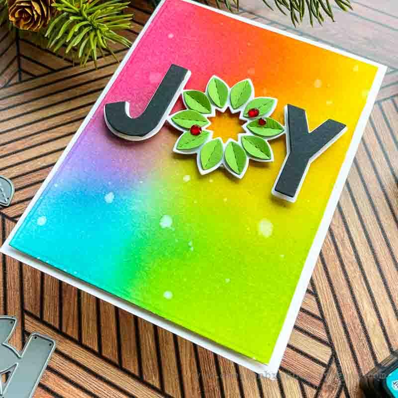Rainbow joy 1